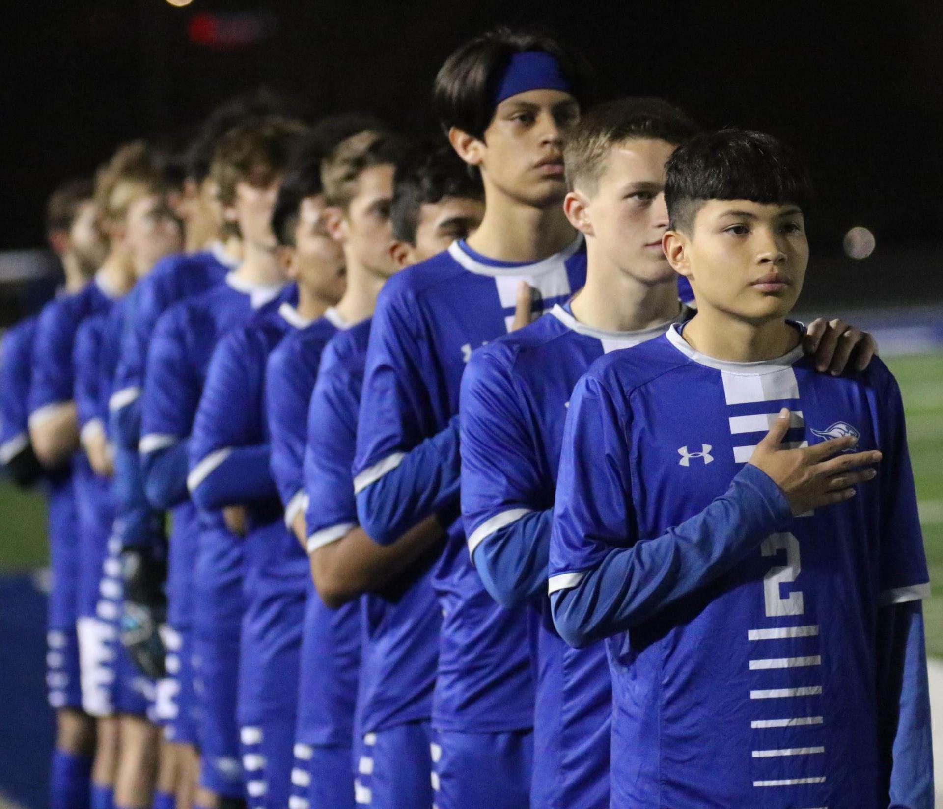 Roo Soccer Team