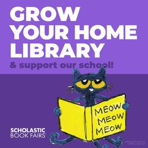 Grow Your Home Library and Support Our School