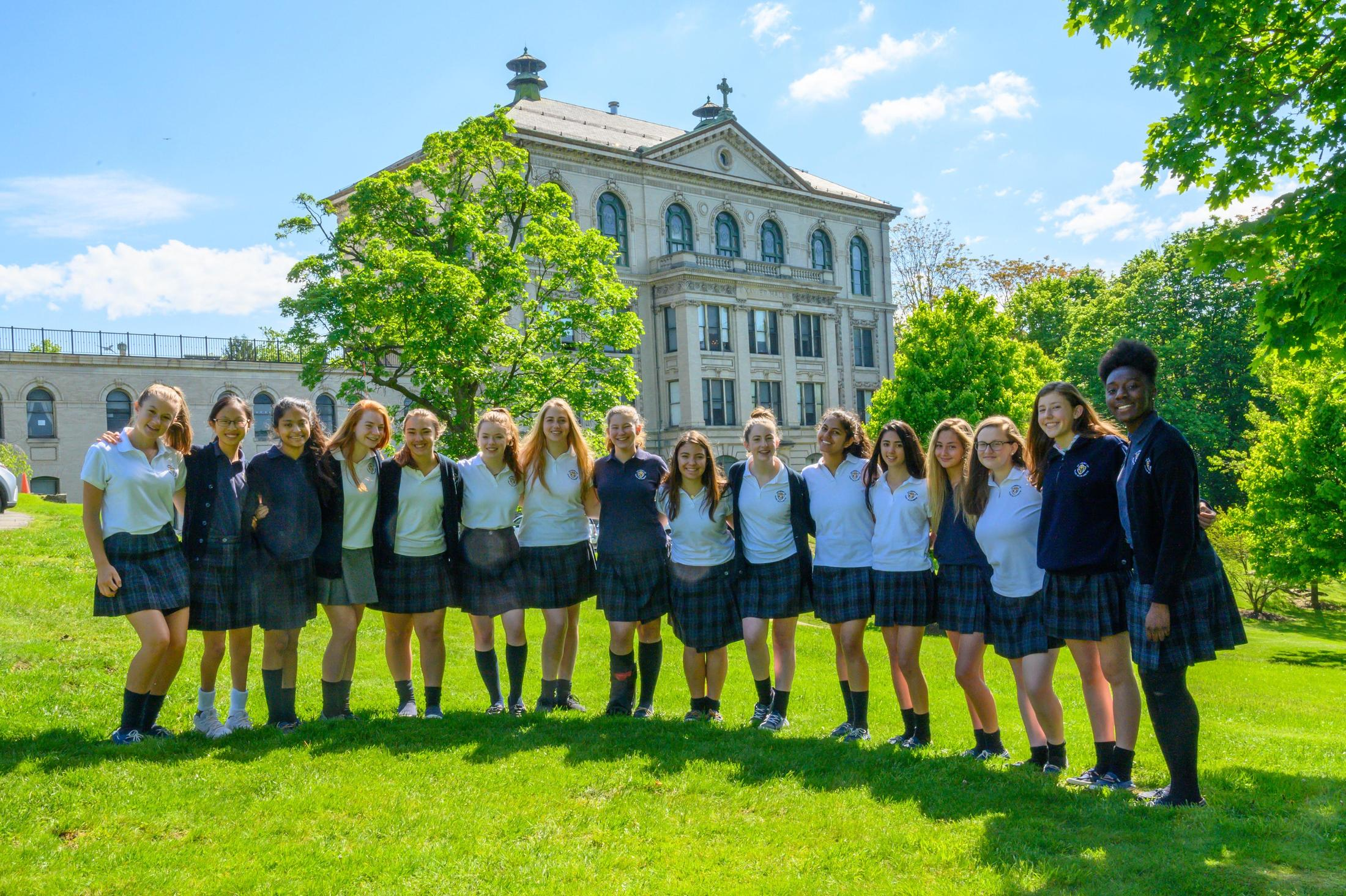 Honors & Scholarship Program – Admissions – Catholic School