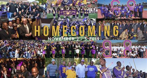 Homecoming web