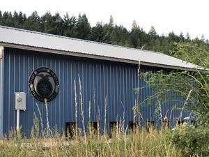 Austin Bucklin Memorial Livestock Pavilion