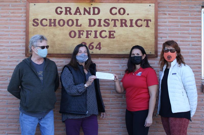 School district awarded grant for new program Featured Photo