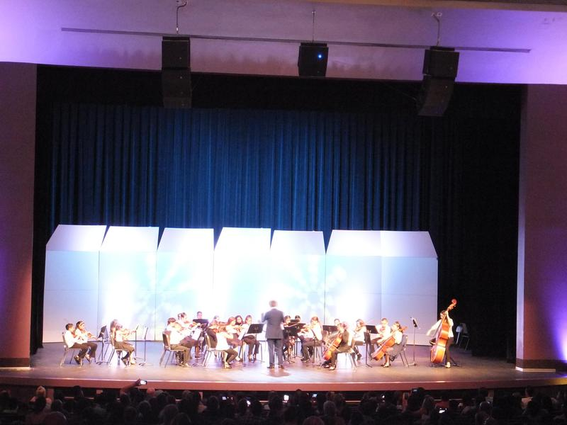 McCabe Orchestra Performs with Southwest High School Thumbnail Image