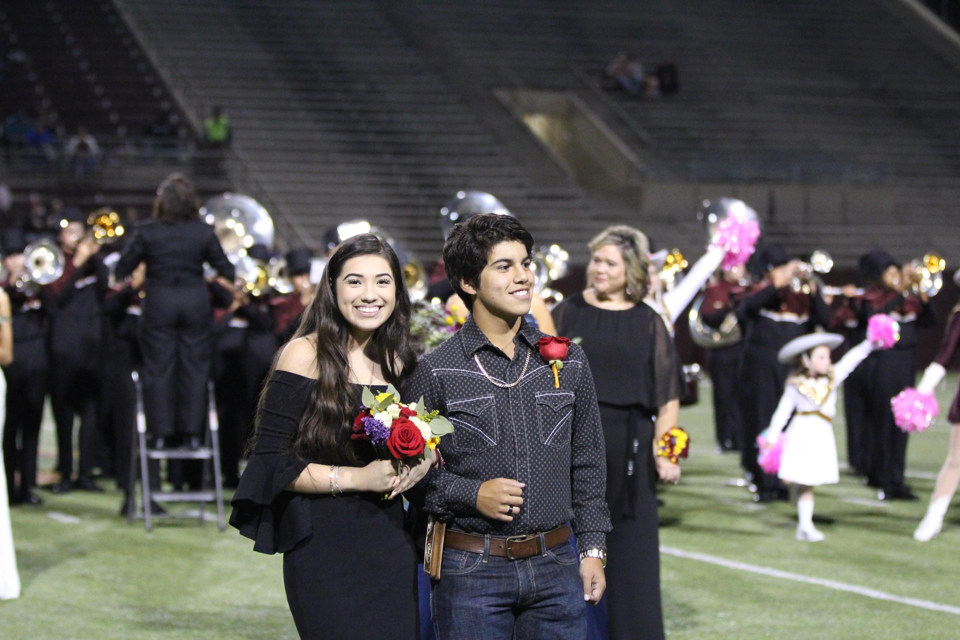 Photo of Deer Park High School Homecoming event