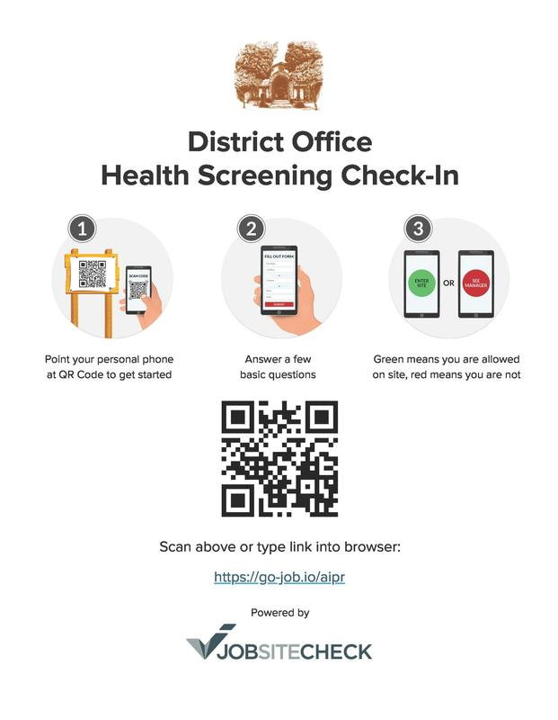District Office QR Code