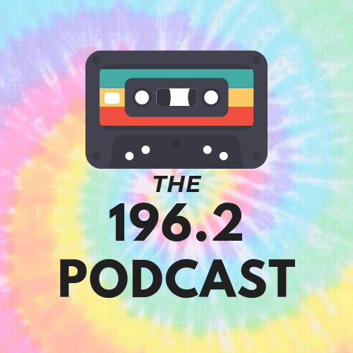 196.2 podcast logo