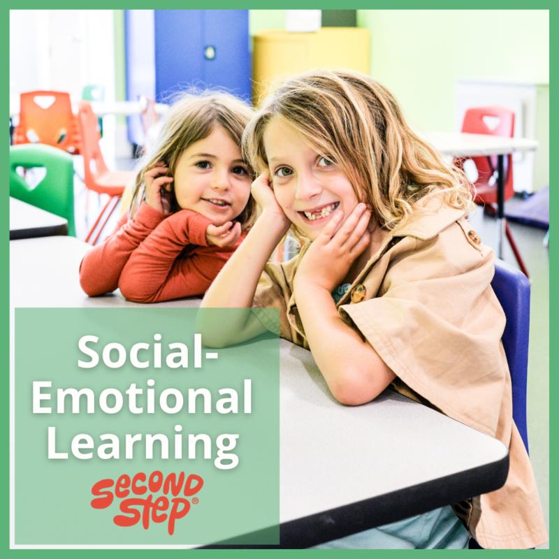 Second Step Social-Emotional Learning Program Thumbnail Image