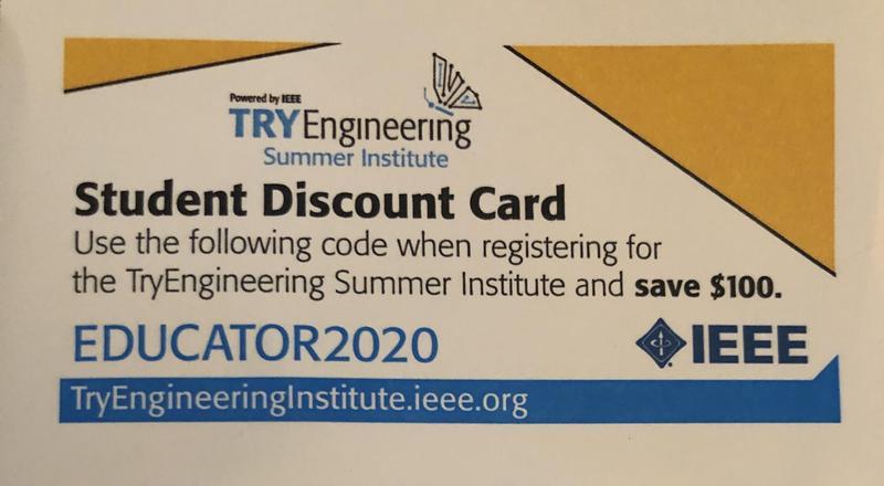 TRY Engineering Summer Institute