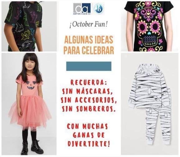 ¡October Fun! Primaria Featured Photo