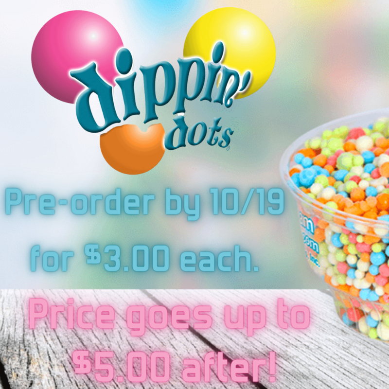 Dippin' Dots 10/26/21 Featured Photo