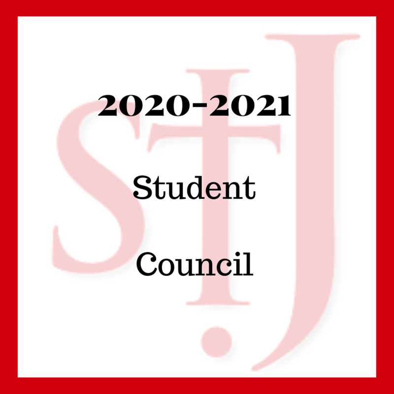 2020-2021 Student Council Featured Photo