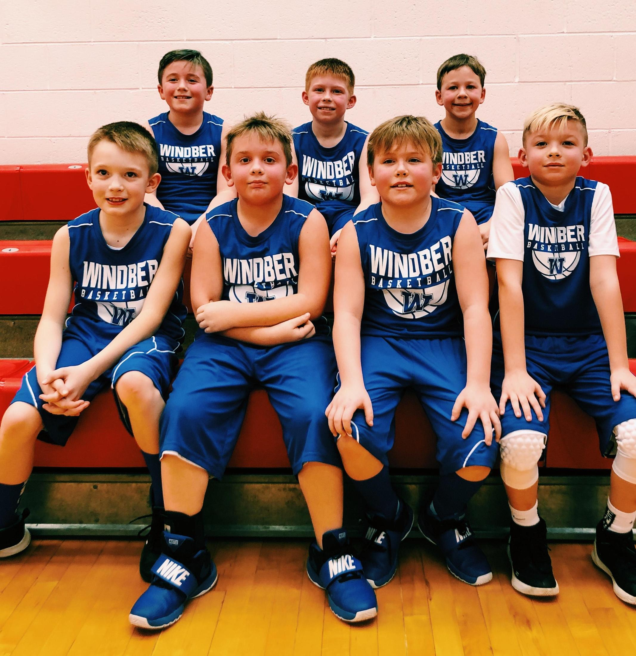 4th Grade Basketball