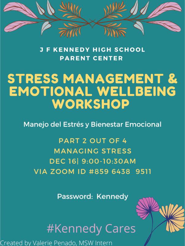 Stress Management & Emotional Wellbeing Workshop Featured Photo