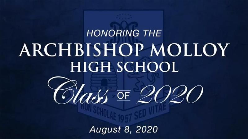 Class of 2020 Virtual Graduation Featured Photo