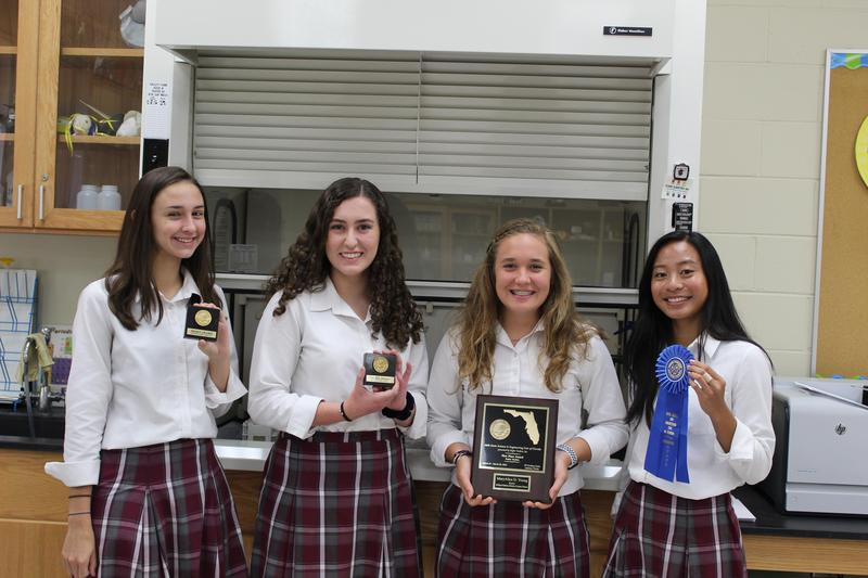 Northeast Florida Regional Science and Engineering Fair State Results Thumbnail Image