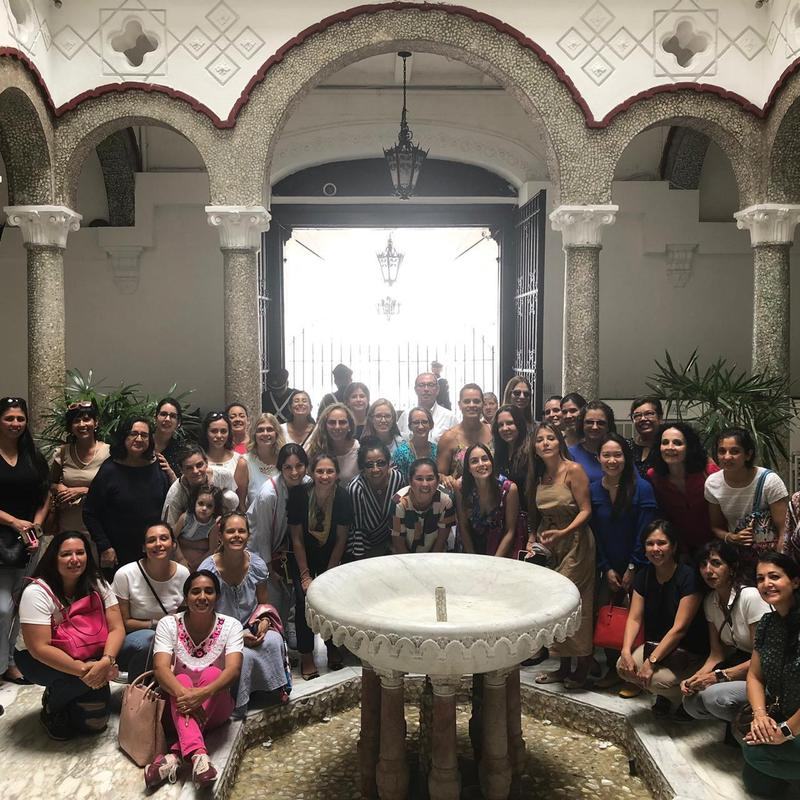 ISP Parents Visit Panama's Presidential Palace Palacio de la Garzas Featured Photo