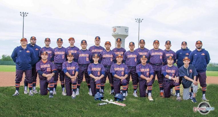 JEHS Jaguars Baseball Team