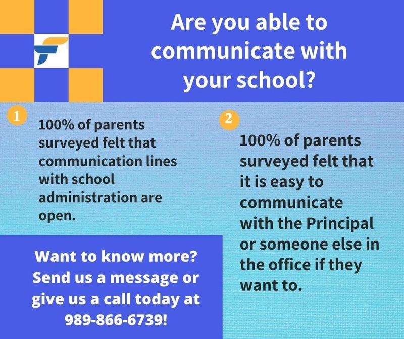 Are you able to communicate with your school? Featured Photo