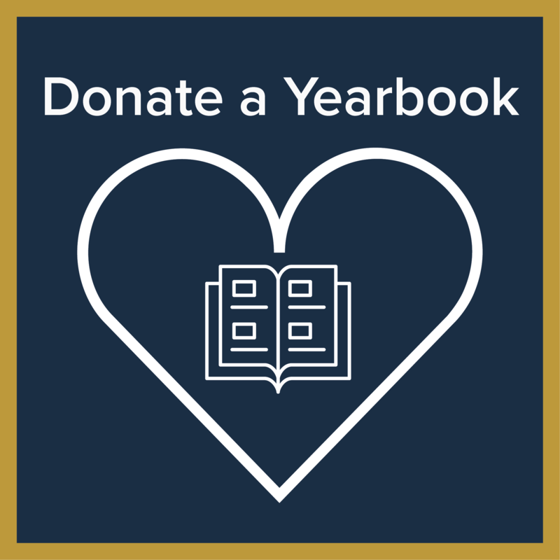 Donate a Yearbook Featured Photo