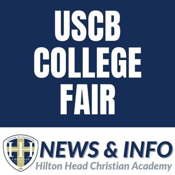 USCB College Fair Featured Photo