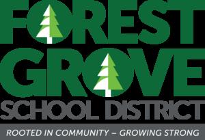 Forest Grove School District Logo
