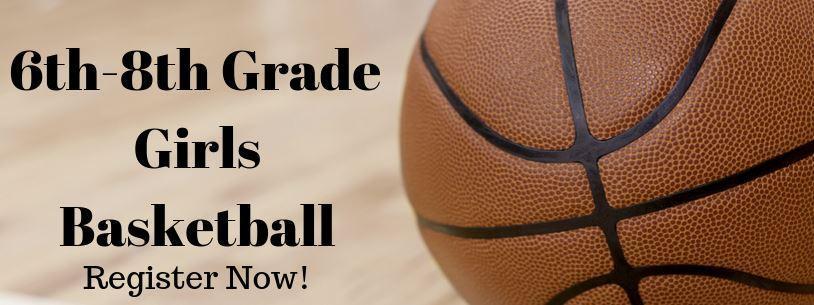 6th-8th Grade Girls Basketball