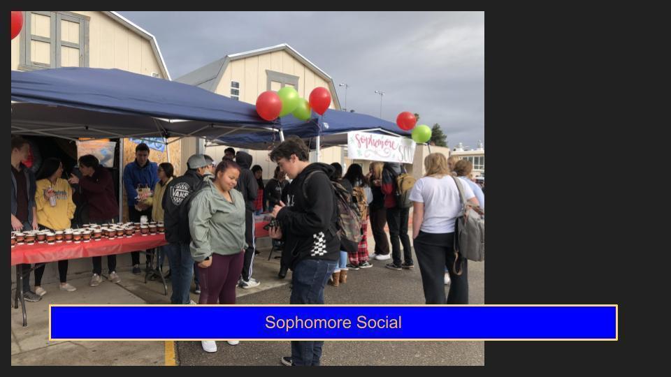 Sophomore Social