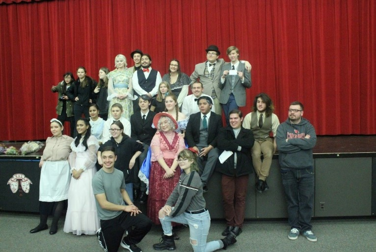 Cast and Crew Photo from 'The Matchmaker'
