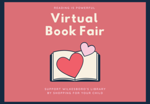 Virtual Book Fair Announcement