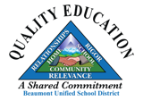 Beaumont Unified District Logo