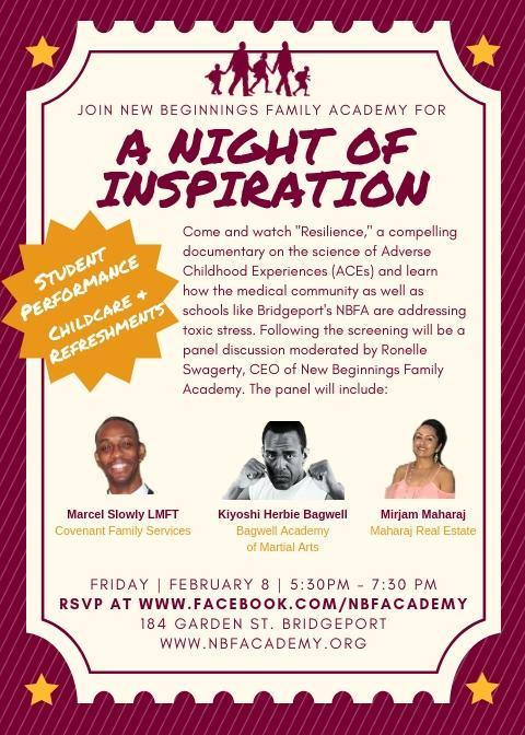 A Night of Inspiration