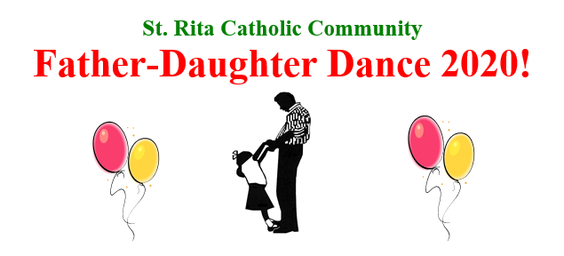 Annual Father Daughter Dance is February 1 Thumbnail Image