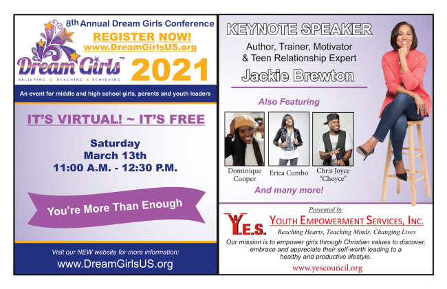 Dream Girls Conference