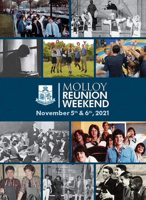 Molloy Reunion Weekend Announced Featured Photo