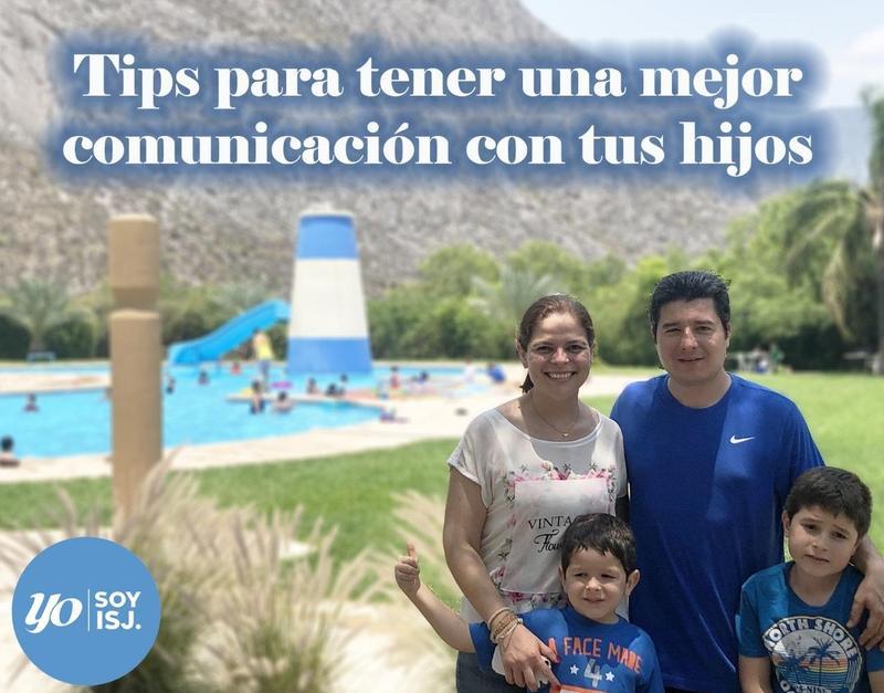 Tips para tener una mejor comunicación con tus hijos. Featured Photo