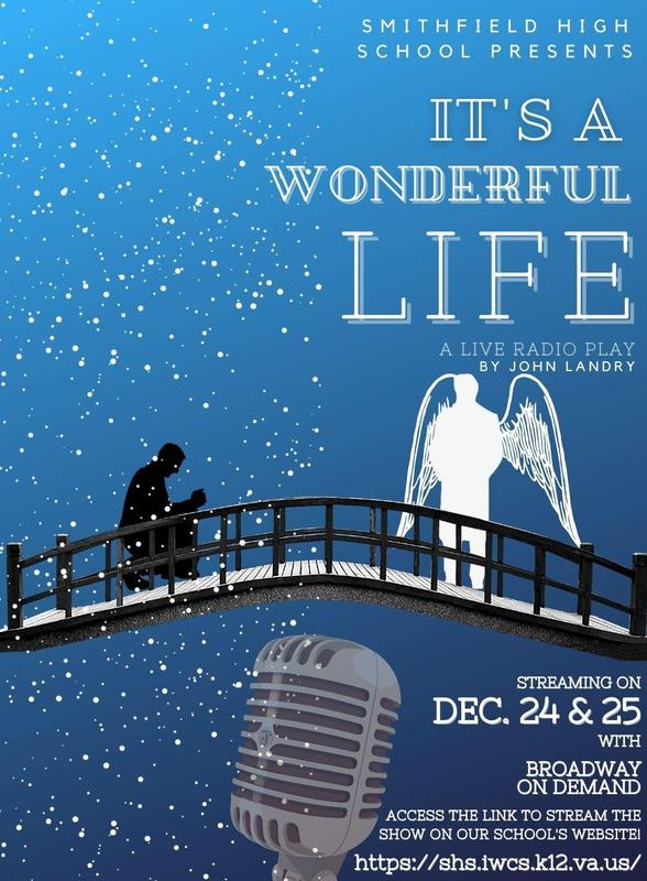 It's a Wonderful Life streaming on Dec. 24 and 25, 2020