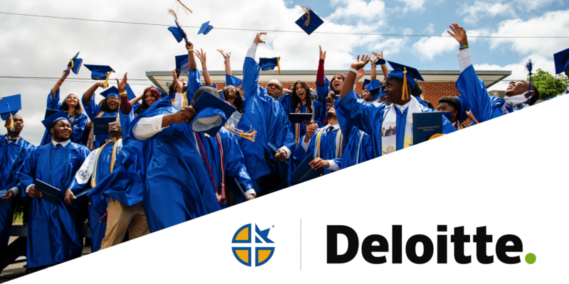 Deloitte Foundation Awards Grant to Cristo Rey Network for College Scholarships Thumbnail Image