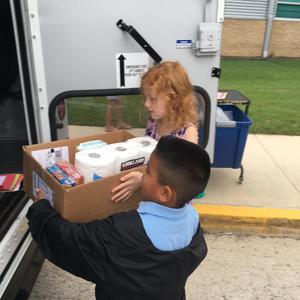 lifting donations
