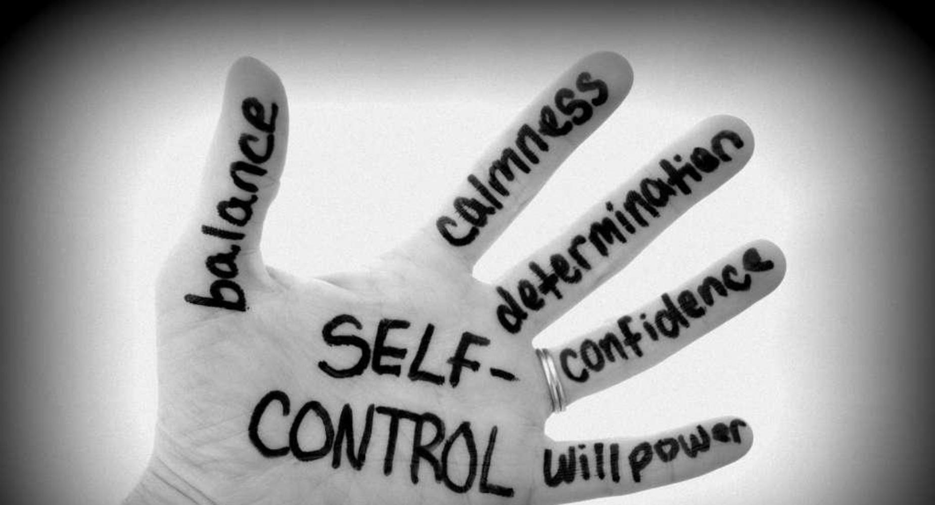 Self-Control Hand