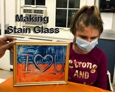 Making Stain Glass