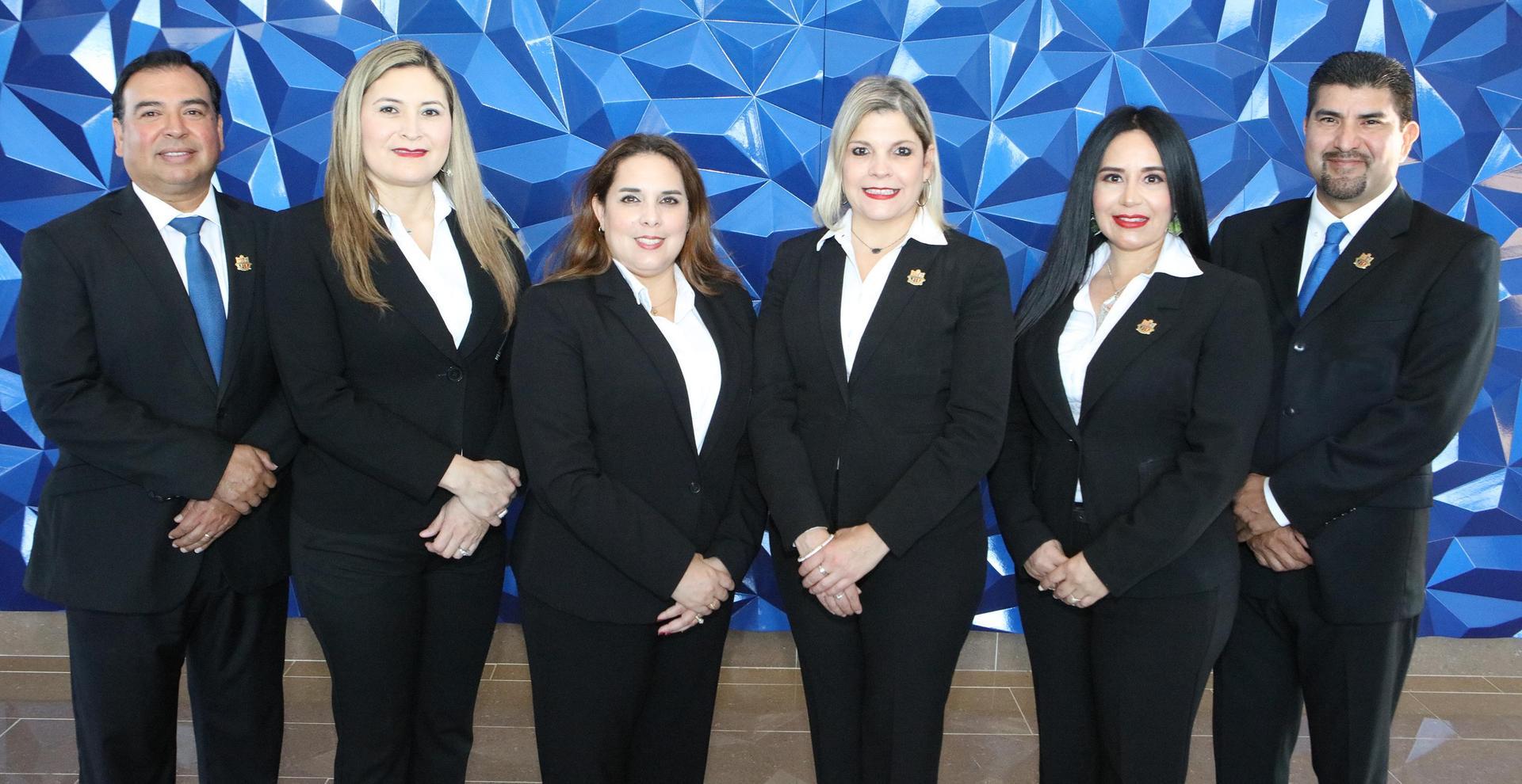 RVHS Administration, Vela, Principals