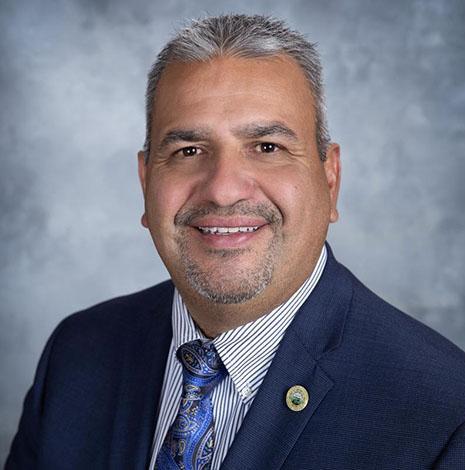 Superintendent Andy Alvarado