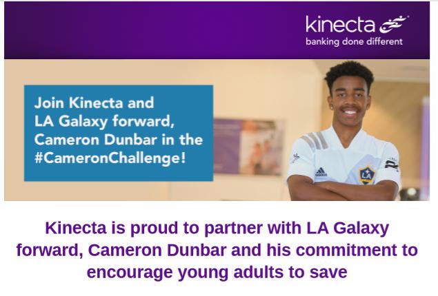 Kinecta: The Cameron Challenge!