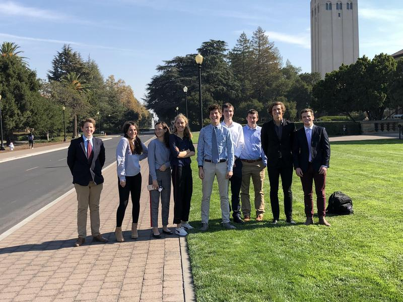 Bay Students Honored at Stanford University's Model UN Conference Featured Photo