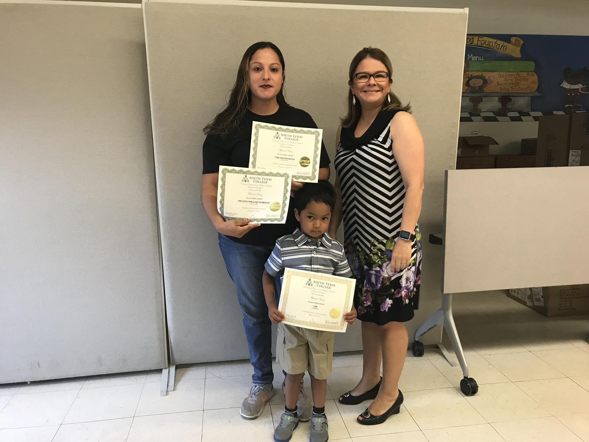 Parent Recognition's