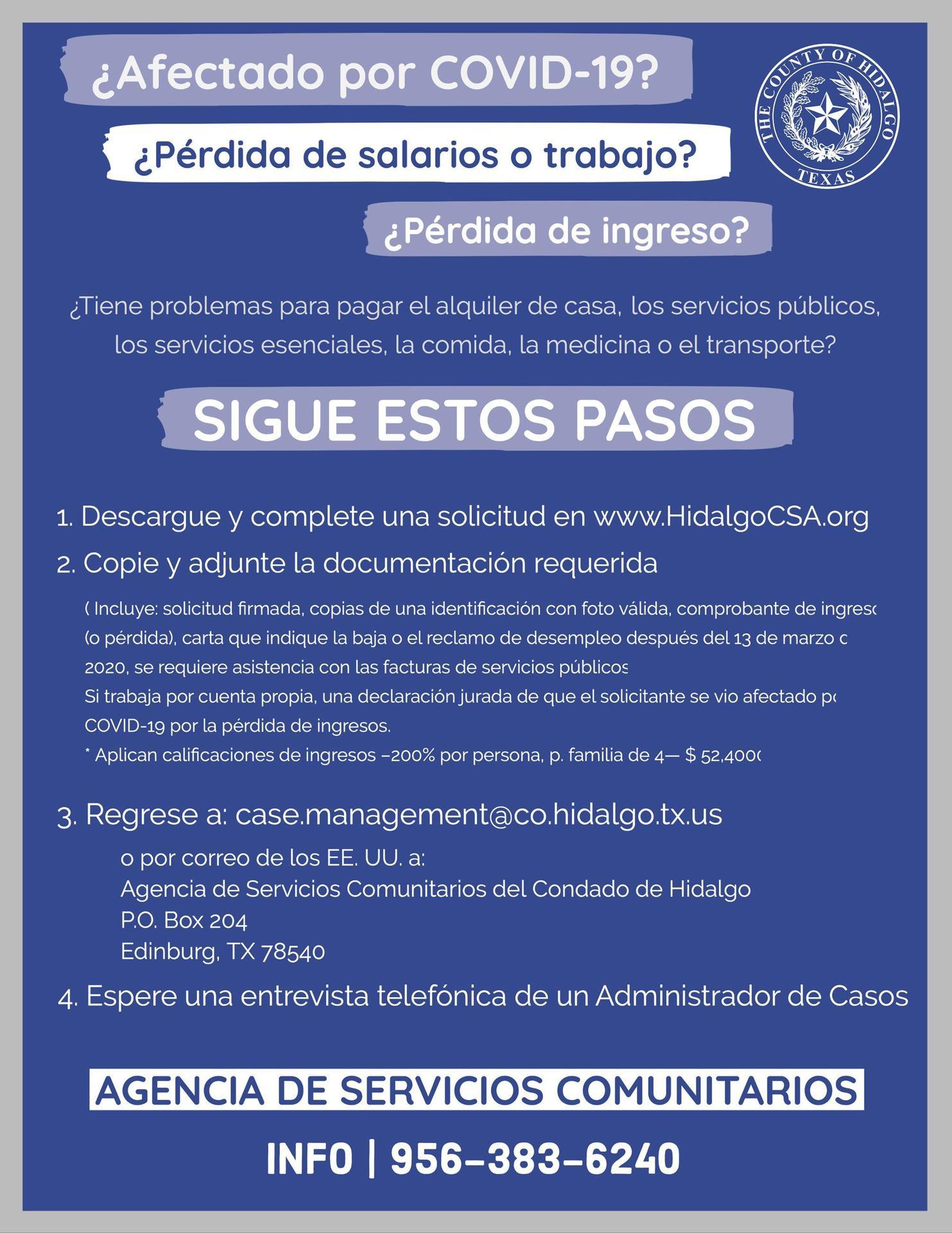 Hidalgo County Spanish