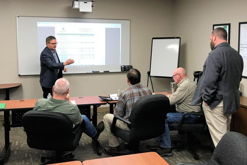 BCISD Board of Trustees Financial Assurance Committee holds its inaugural meeting Thumbnail Image