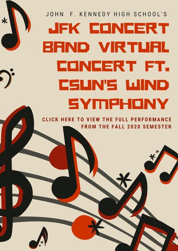 John F. Kennedy High School Concert Band Full Concert! Featured Photo
