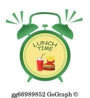 Lunch bell clipart