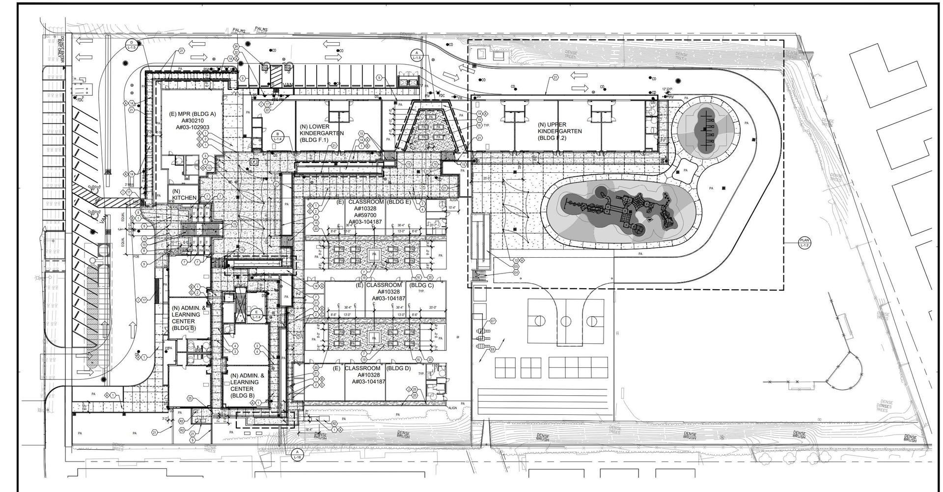 Hermosa View School Project #008 Design